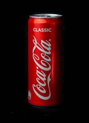 Кока-кола 0.33 л